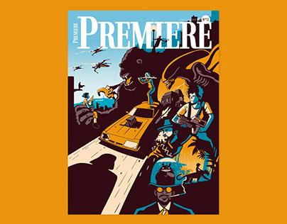 Première magazine cover
