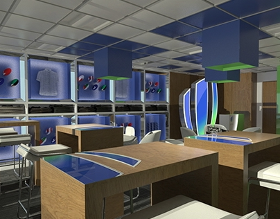 World Rugby Hospitality Design
