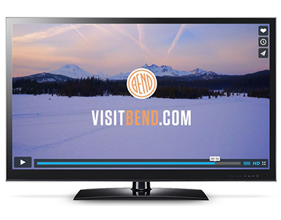 Visit Bend - 2015 TV campaign