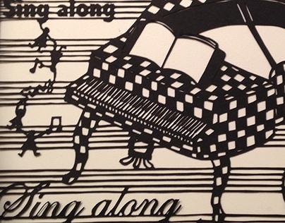 Paper Cut: Sing along