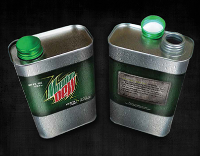MOUNTAIN DEW EXTRA FUEL