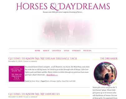 Horses & Daydreams