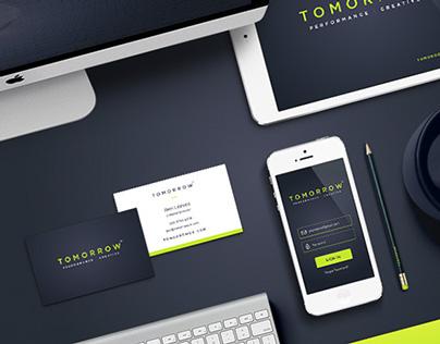 Tomorrow - Brand Design