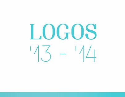 Logos '13 - '14