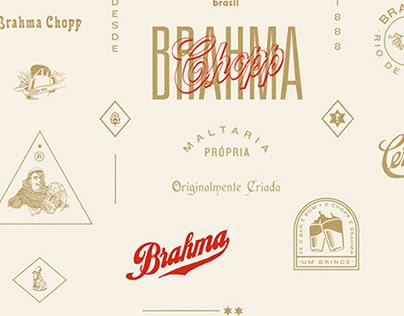 Brahma | Rebranding