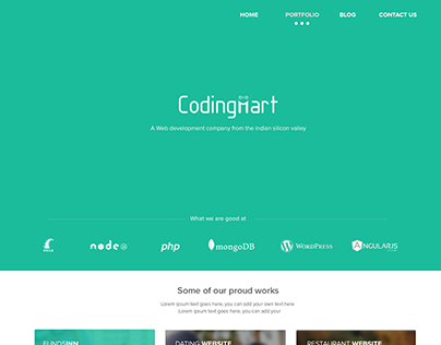 Codingmart design