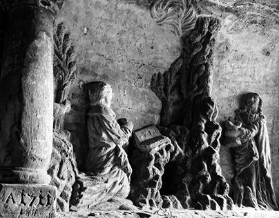 Chapel of the Holy Sepulchre - Velenice