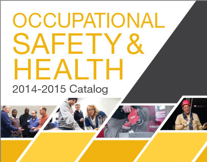 Occupational Health and Safety Course Catalog