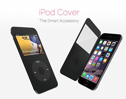 iPod Cover for iPhone ~ Concept
