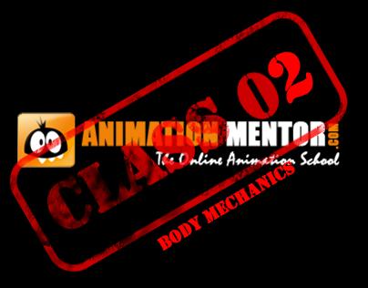 Animation Journal - Class 02 - Body Mechanics