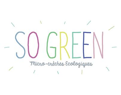 SO GREEN CRÈCHES