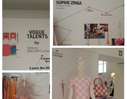 KH for Sophie Zinga - Spring/Summer 2015