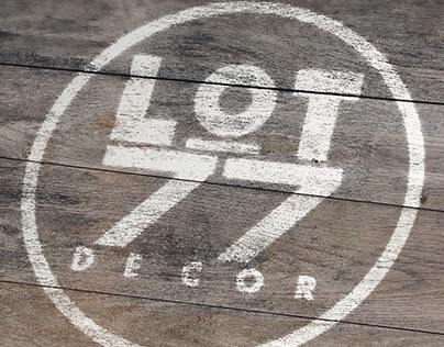 Lot 77 Logo