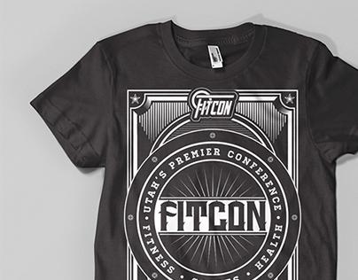 Fit Con Shirt Design