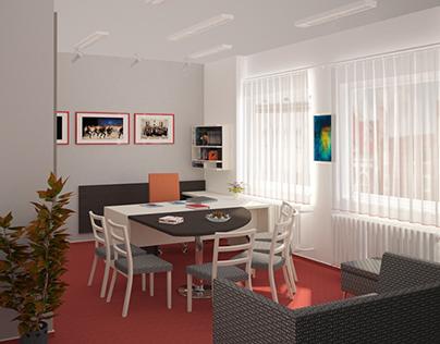 Office, Opava, Czech Republic - Project