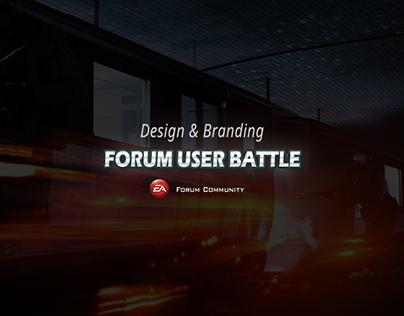 Logo Design & Branding - Forum User Battle