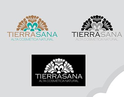 "Imagen corporativa, ""Tierra Sana"""