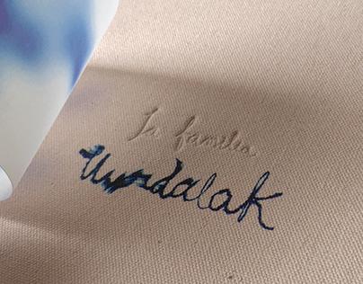 La familia Vurdalak / Editorial Design