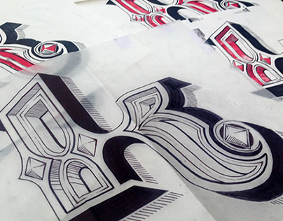 Type & Letterform Printing