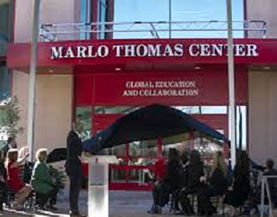 The Marlo Thomas Center for Global Education