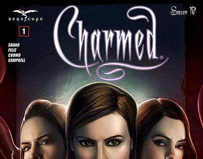 Charmed Season 10 Comics