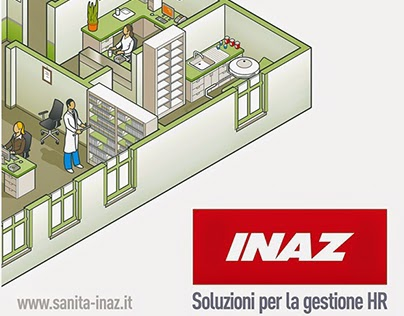 INAZ - Stand & social marketing