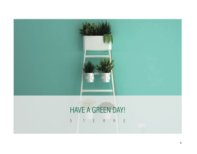 Have a green day!