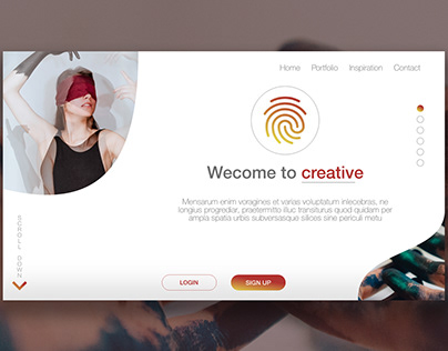 Web Design - Creative