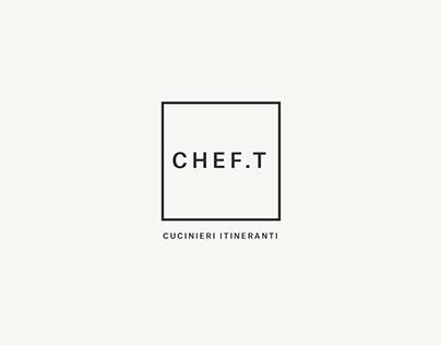 CHEF.T brand identity