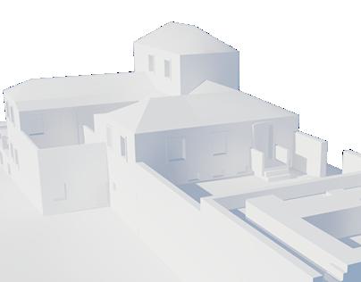 Modelação 3D