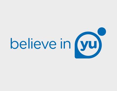 Logotype YU - Insurance broker agency