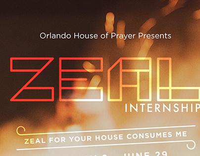 ZEAL Internship