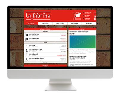 Web La Fabrika