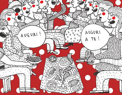 HAPPY NEW YEAR! \ AUGURI-AUGURI A TE!  \2015