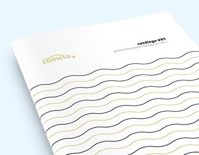 Cometa * | Catálogo #01 | Editorial