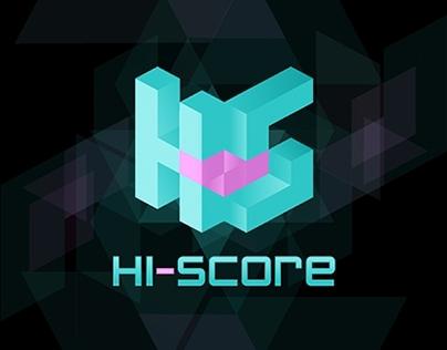 Rediseño: Hi-Score.com.ar