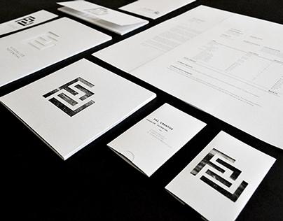 Fill Creative concept branding