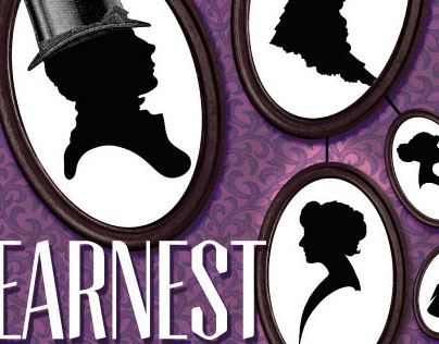 Poster: Gulfshore Playhouse's EARNEST