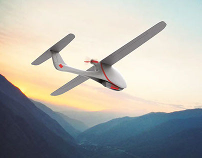 Low-cost UAV for on demand vaccine delivery