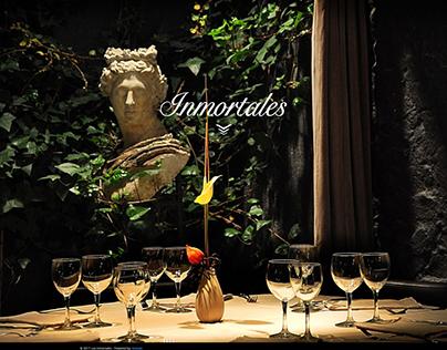 Restaurant Los Inmortales (BCN)
