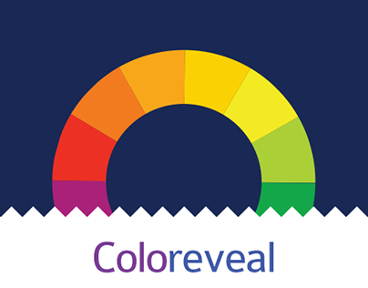 Coloreveal - Physical computing