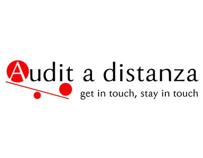 Auditadistanza.it - Logo, business set, website layout