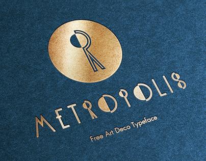 KH-Metropolis Free Typeface