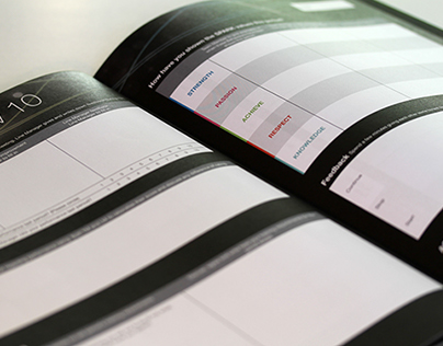 SPARK - Personal Development Journal