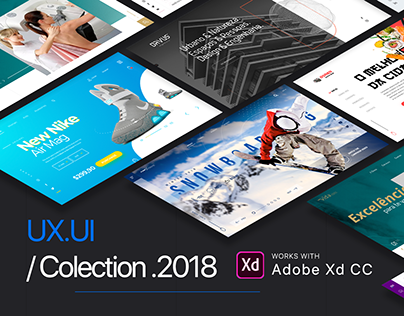 Ux.Ui Collection 2018