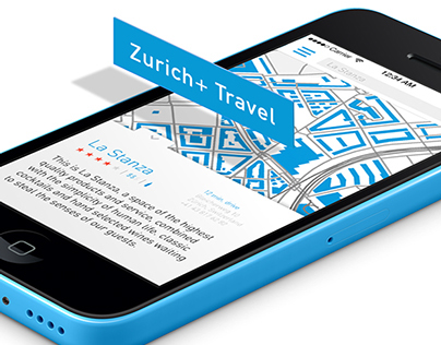 Zurich Travel Guide App