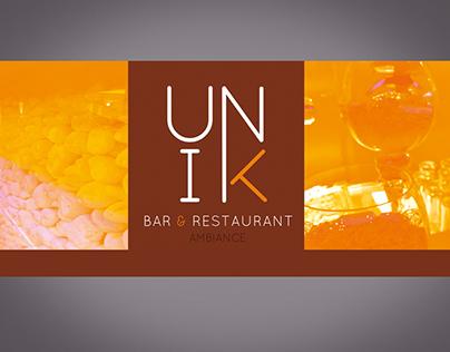 Unik, Bar Restaurant Tarbes