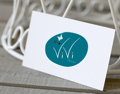 ViVi Accessories - Logo & Business Card Design