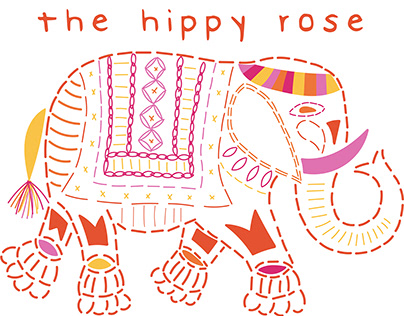 THE HIPPY ROSE