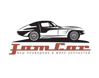 Jam-car logo